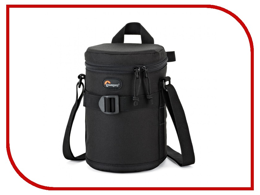 Аксессуар LowePro Lens Case 11x18cm Black 83538 аксессуар lowepro s