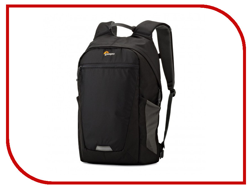 LowePro Photo Hatchback BP 250 AW II Black-Grey 83543 lowepro apex 110 aw