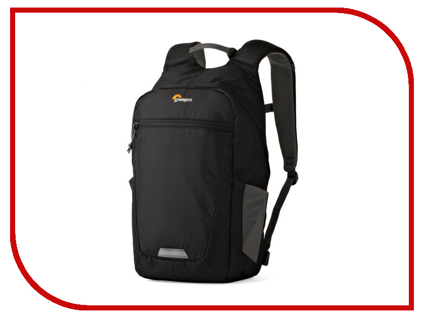 рюкзаки и чемоданы для фото Photo Hatchback BP 150 AW II 83541  LowePro Photo Hatchback BP 150 AW II Black-Grey 83541