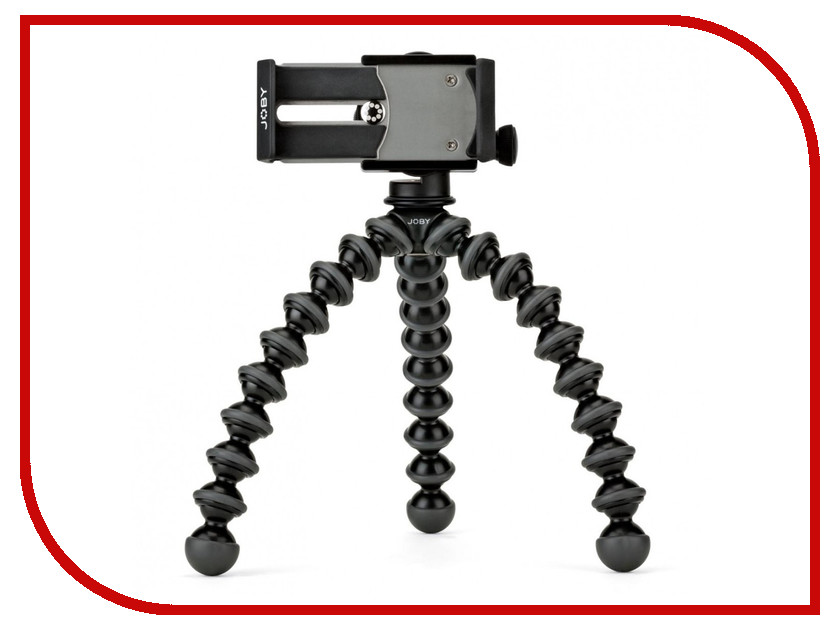 Штатив Joby GripTight GorillaPod Stand Pro Black JB01390-BWW fashion 360 rotating case for ipad pro 12 9 inch litchi leather stand back cover apple fundas