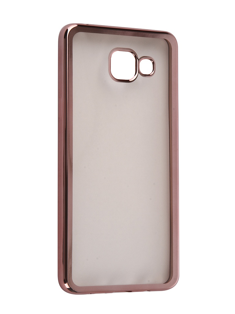 Чехол DF для Samsung Galaxy A5 2016 sCase-23 Rose Gold