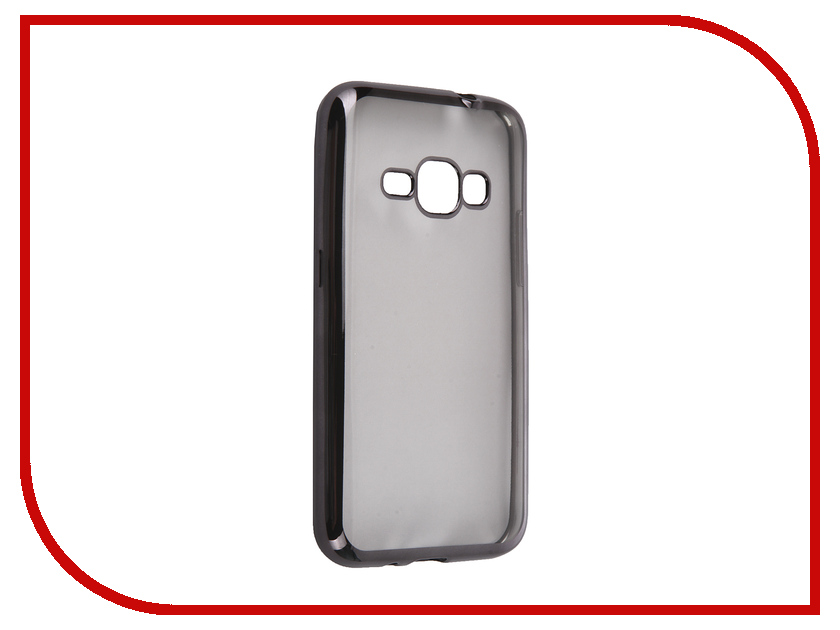 ��������� ����� Samsung Galaxy J1 2016 DF sCase-27 Black