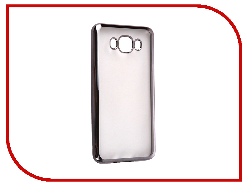 Аксессуар Чехол Samsung Galaxy J7 2016 DF sCase-30 Black  цена