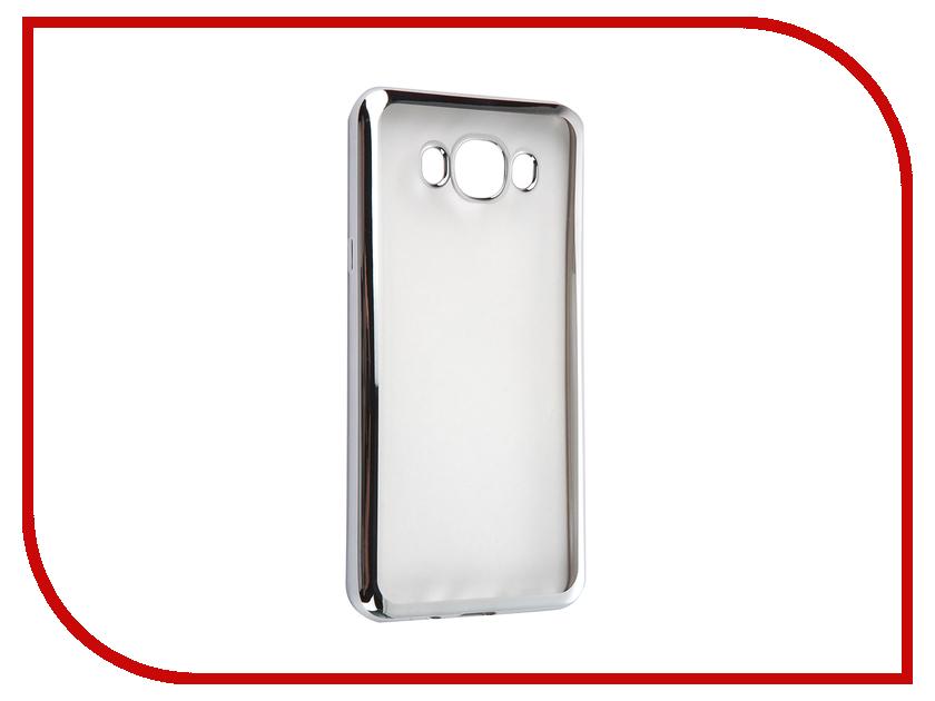 ��������� ����� Samsung Galaxy J7 2016 DF sCase-30 Silver