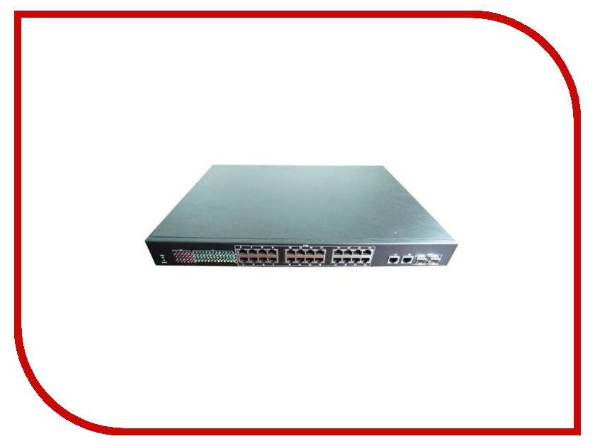 Коммутатор iVUE PS28-2F24C