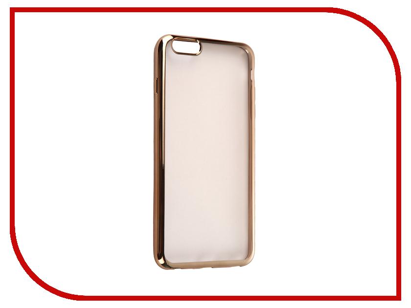 ��������� ����� DF iCase-03 ��� iPhone 6 Plus / 6S Plus Gold