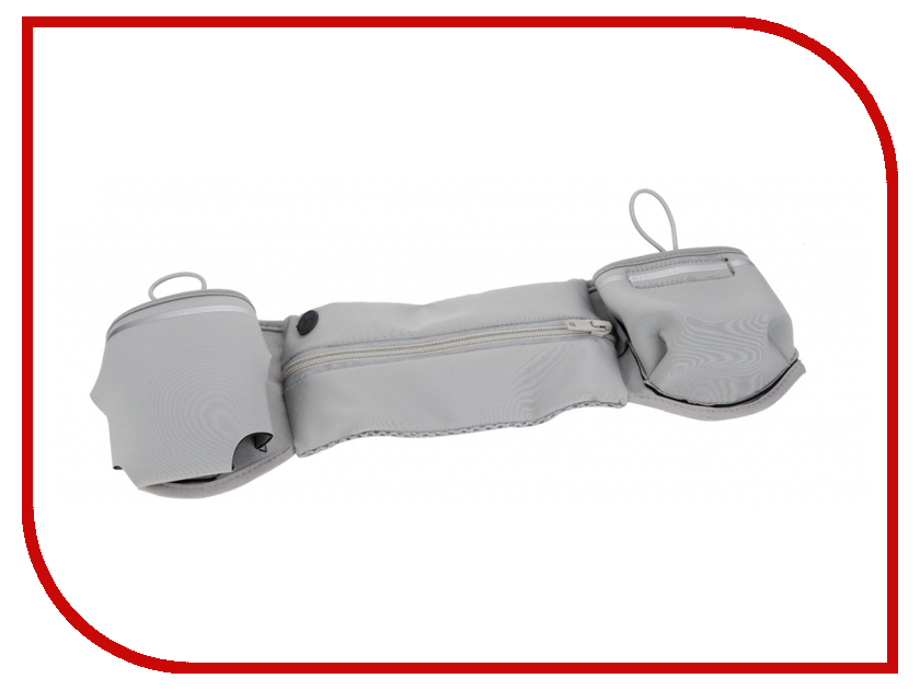 ��������� ����� ROCK Multifunctional Running Belt �������, ������������� Grey