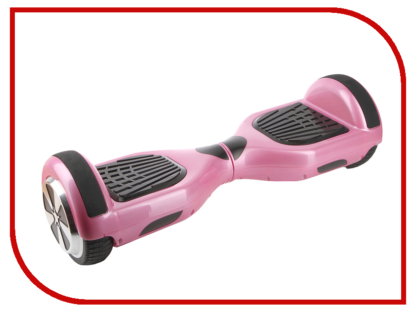 Гироскутер MotionPro I-Board Basic 6.5 Pink 4630052500437