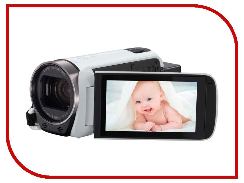Zakazat.ru: Видеокамера Canon R706 Legria HF White