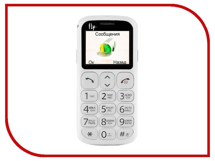 Сотовый телефон Fly Ezzy 7 White