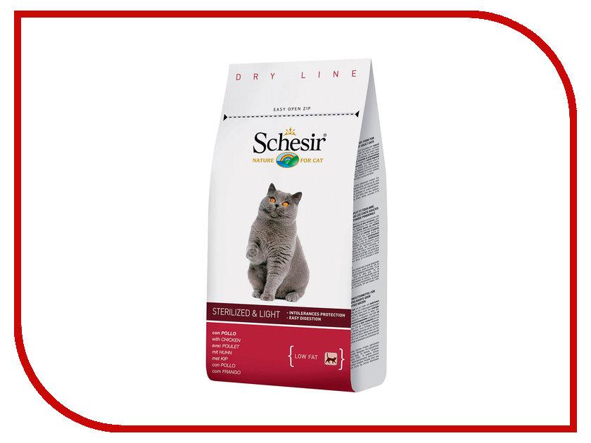 Корм Schesir С720 400g для кошек<br>
