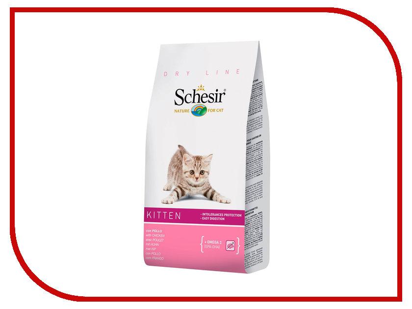 Корм Schesir С742 1.5kg для котят<br>