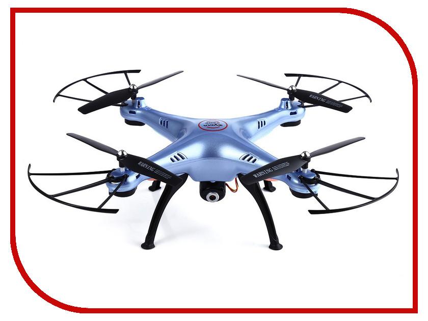 Квадрокоптер Syma X5HC Blue<br>