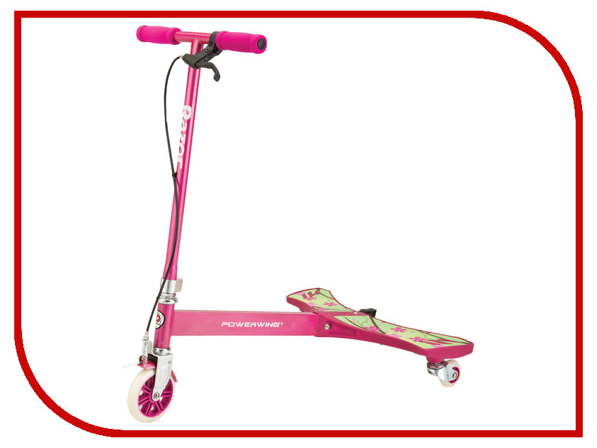 Самокат Razor Powerwing Sweet Pea Pink