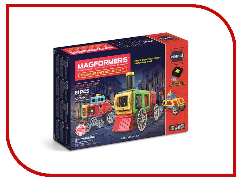 Игрушка Magformers Power Vehicle 707011
