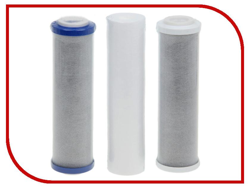 Комплект сменных модулей Аквафор РР5-В510-02-07 3шт комплект сменных фильтрующих модулей аквафор в510 03 02 07