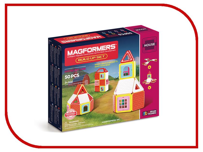 Игрушка Конструктор Magformers Build Up 705003<br>
