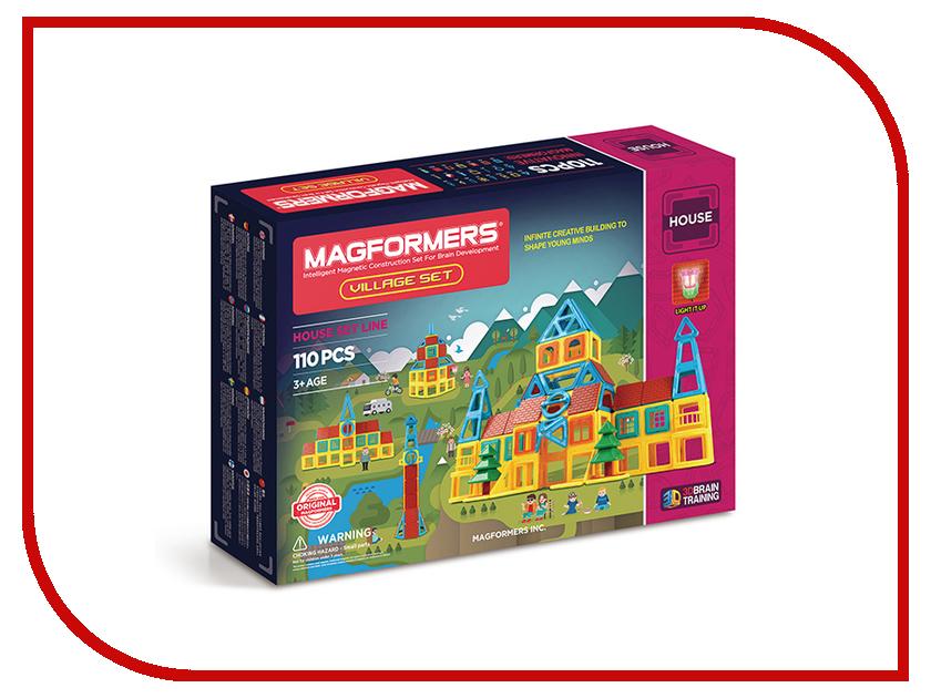Игрушка Конструктор Magformers Village 705002<br>
