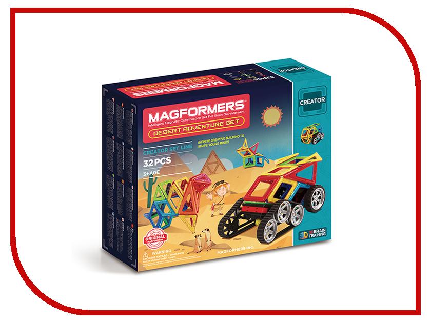 Игрушка Конструктор Magformers Adventure Desert 703010<br>