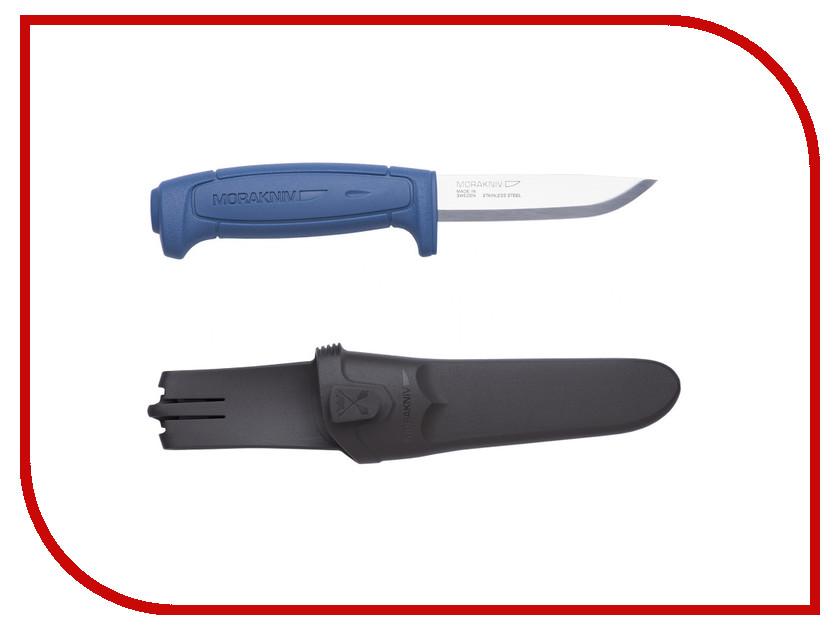Нож Morakniv Basic 546 12241 - длина лезвия 91мм нож morakniv bushcraft цвет болотный длина лезвия 10 5 см