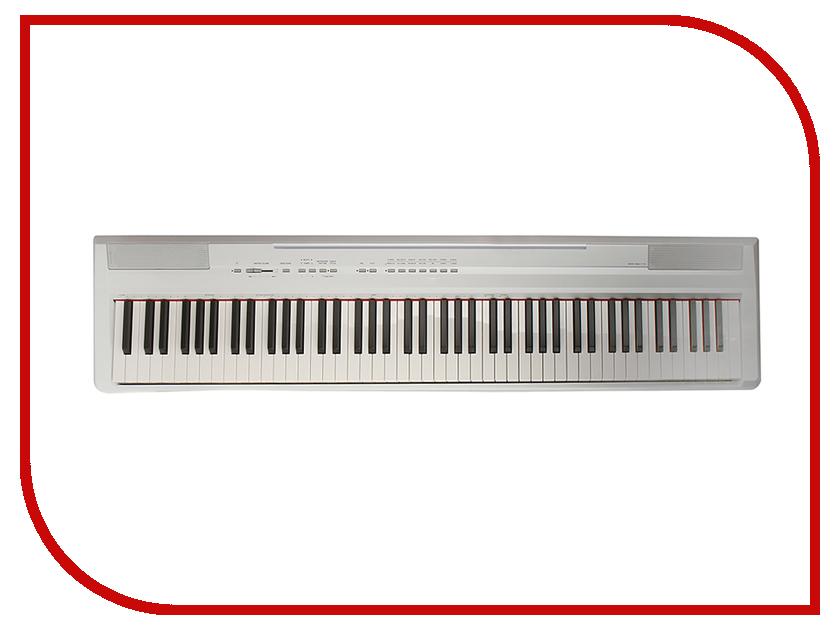 Цифровое фортепиано Yamaha P-115WH White