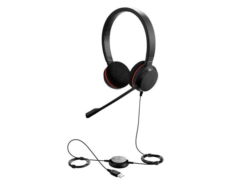 Наушники Jabra Evolve 20 MS Stereo 4999-823-109