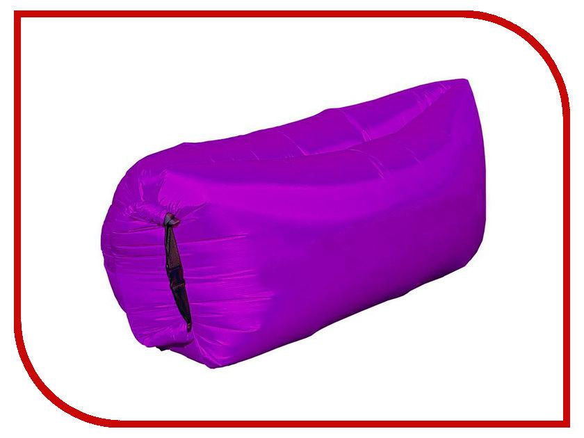 Надувной матрас Lamzac 220x70cm Purple<br>