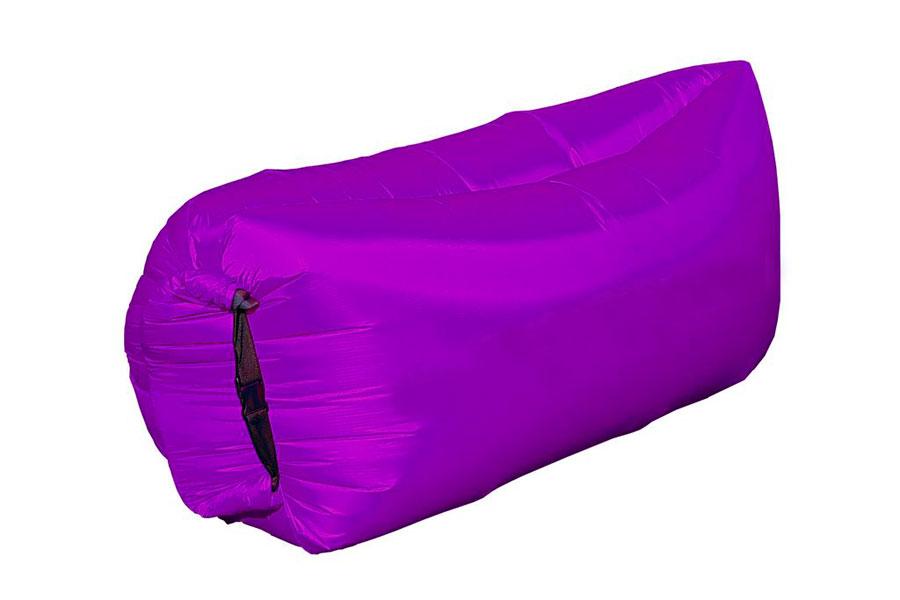Надувной матрас Удачный сезон 220x70cm Purple