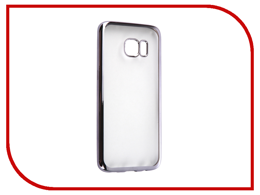 ��������� ����� Samsung Galaxy S7 Edge DF sCase-33 Space Grey