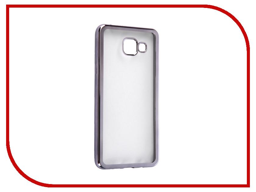 Аксессуар Чехол Samsung Galaxy A5 (2016) DF sCase-23 Space Grey<br>