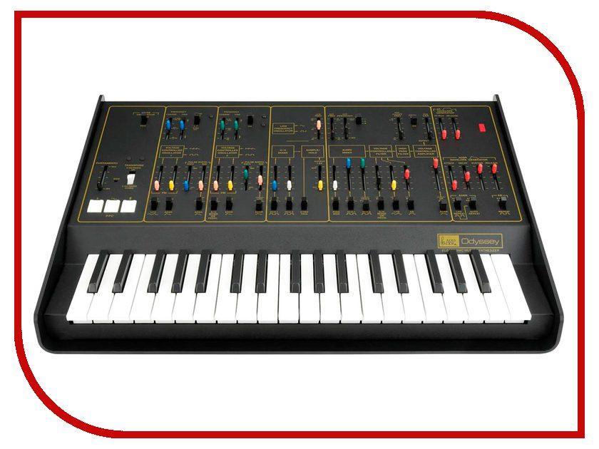 Синтезатор KORG ARP Odyssey Rev2 korg dt10