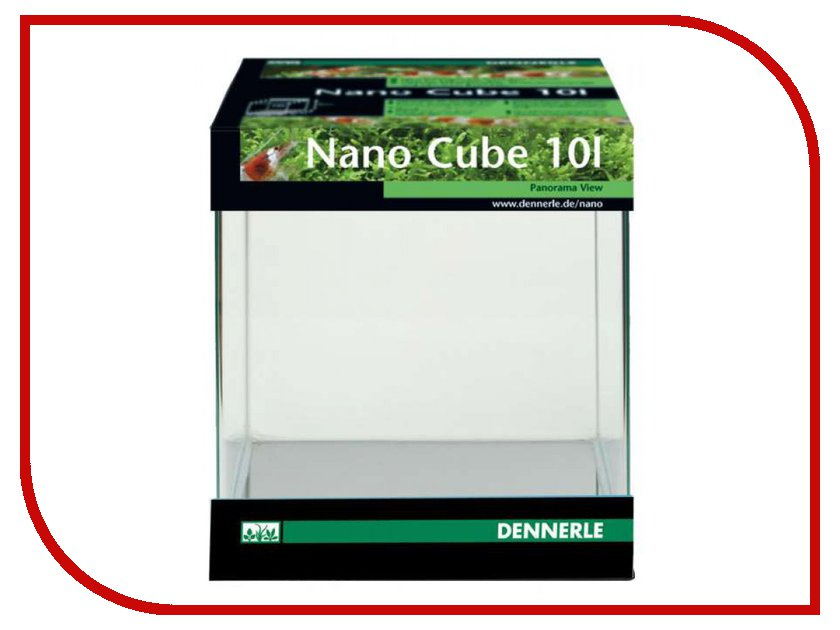 Аквариум Dennerle NanoCube DEN5903 10L<br>