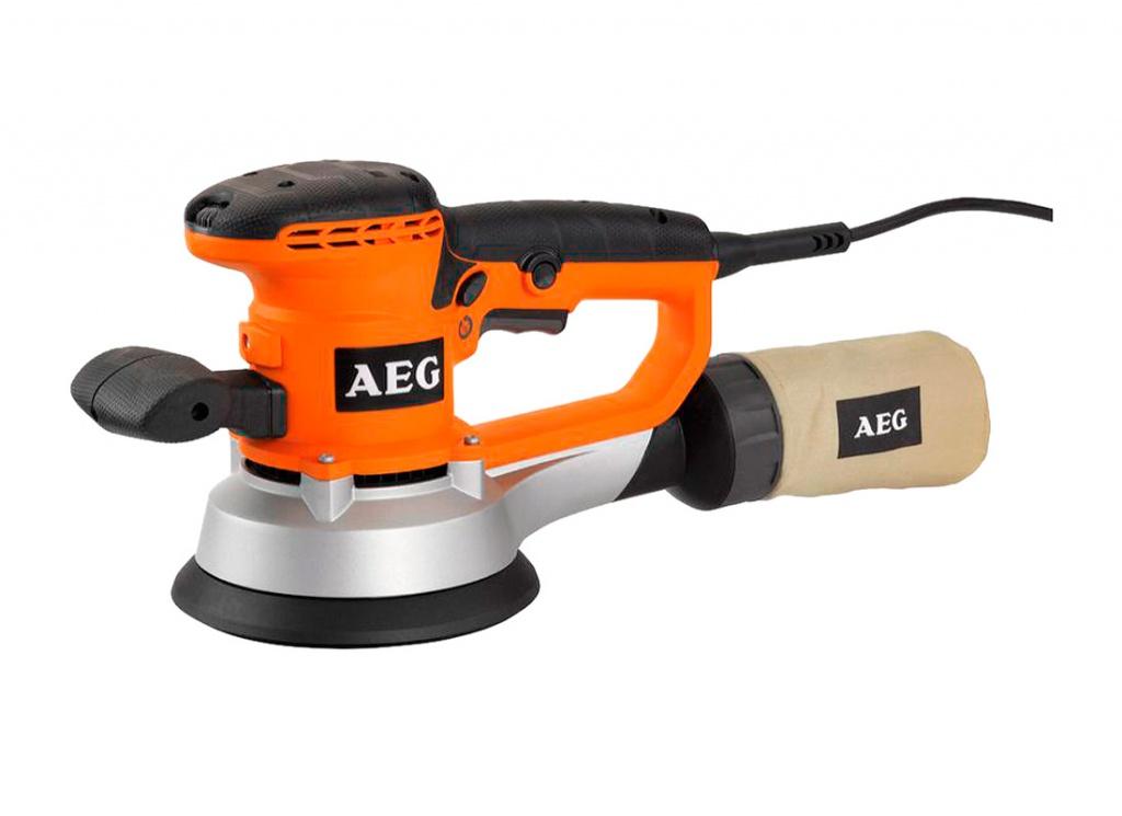 Шлифовальная машина AEG EX 150 ES 443290 шлифовальная машина aeg ws 12 125s 4935451306