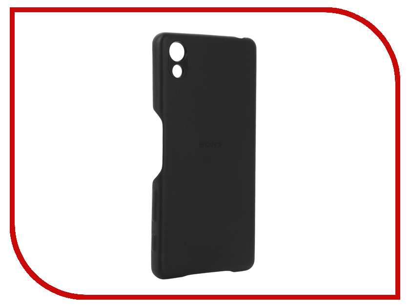 Аксессуар Чехол Sony Xperia X SBC22 Black<br>
