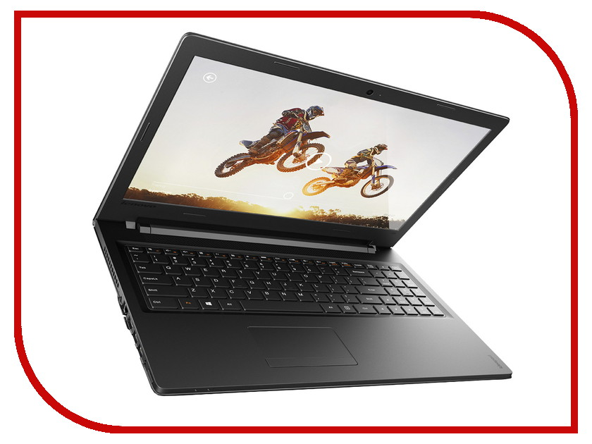 Ноутбук Lenovo IdeaPad 100 80QQ00SCRK Intel Core i3-5005U 2.0 GHz/4096Mb/128Gb SSD/No ODD/Intel HD Graphics/Wi-Fi/Bluetooth/Cam/15.6/1366x768/Windows 10 64-bit