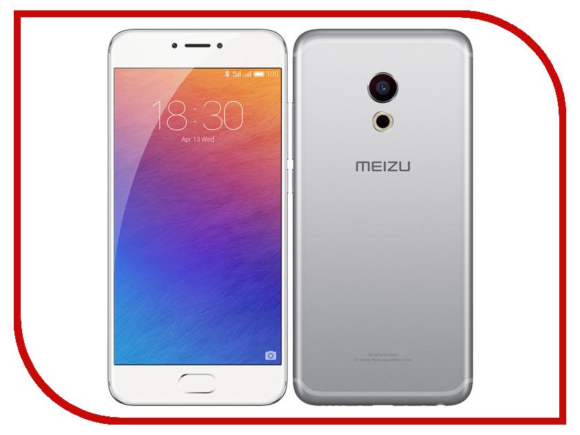 Сотовый телефон Meizu Pro 6 32Gb Silver-White