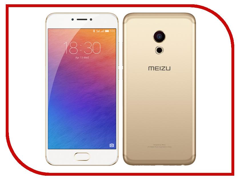 Сотовый телефон Meizu Pro 6 32Gb Gold-White