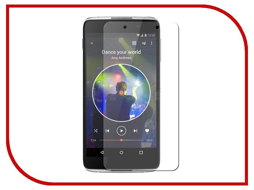 Аксессуар Защитная пленка Alcatel 6055K IDOL 4 LuxCase Front&amp;Back антибликовая 51374<br>