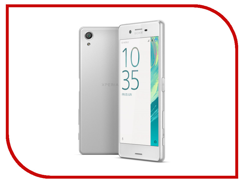 Сотовый телефон Sony F5122 Xperia X Dual White сотовый