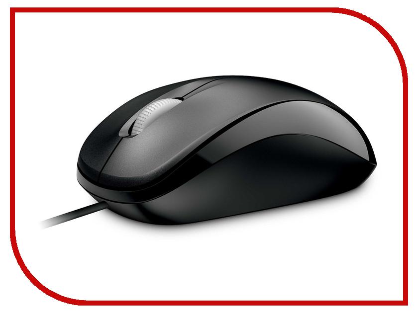 Мышь проводная Microsoft Compact 500 U81-00083<br>