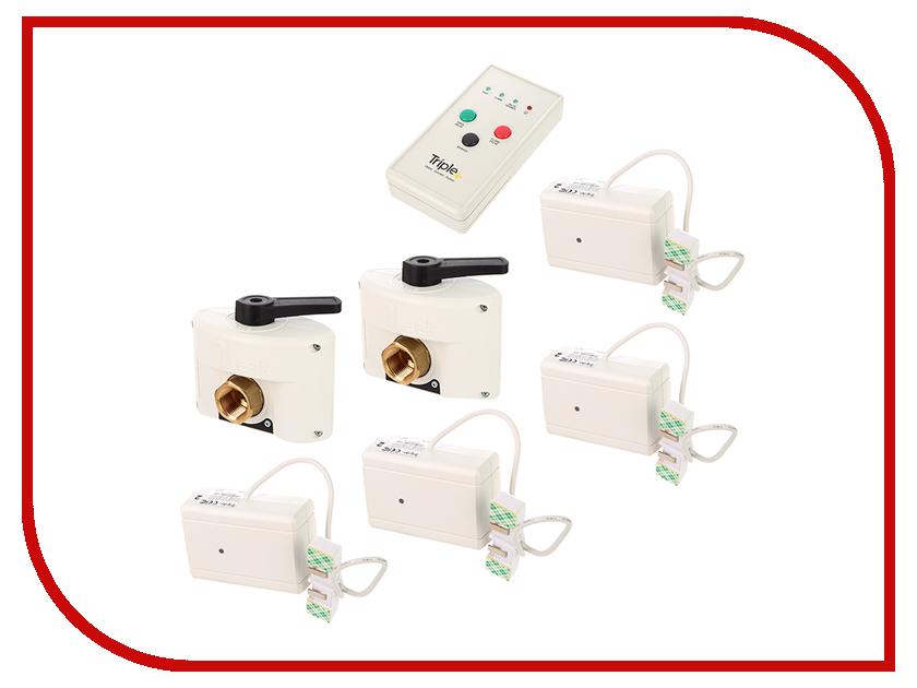 Система контроля протечки воды Triple+ NWL-RUGRAN-4-01<br>
