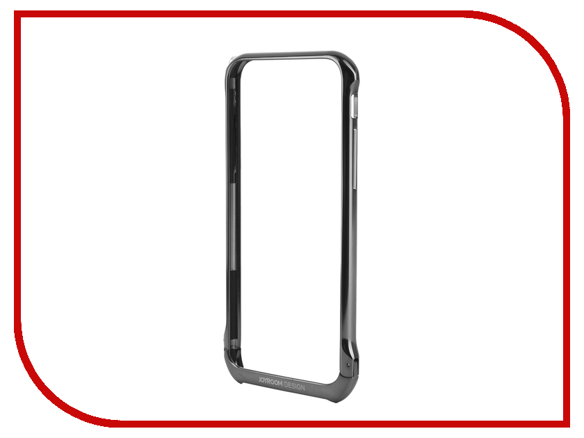 Аксессуар Чехол-бампер JoyRoom Protection для iPhone 6 / 6S Grey 16516<br>