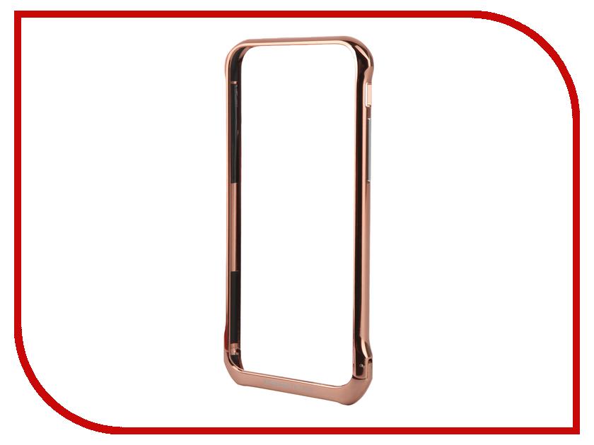 Аксессуар Чехол-бампер JoyRoom Protection для iPhone 6 / 6S Pink-Golden 16523<br>