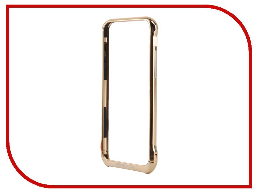 Аксессуар Чехол-бампер JoyRoom Protection для iPhone 6 / 6S Golden 16493<br>