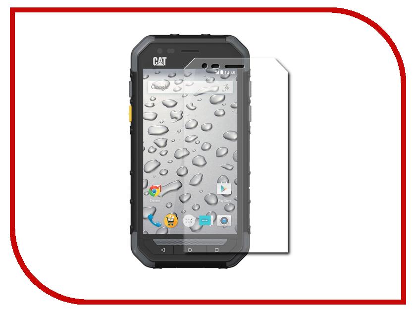 Аксессуар Защитная пленка Caterpillar Cat S30 LuxCase антибликовая 54505 caterpillar cat b25 телефон купить