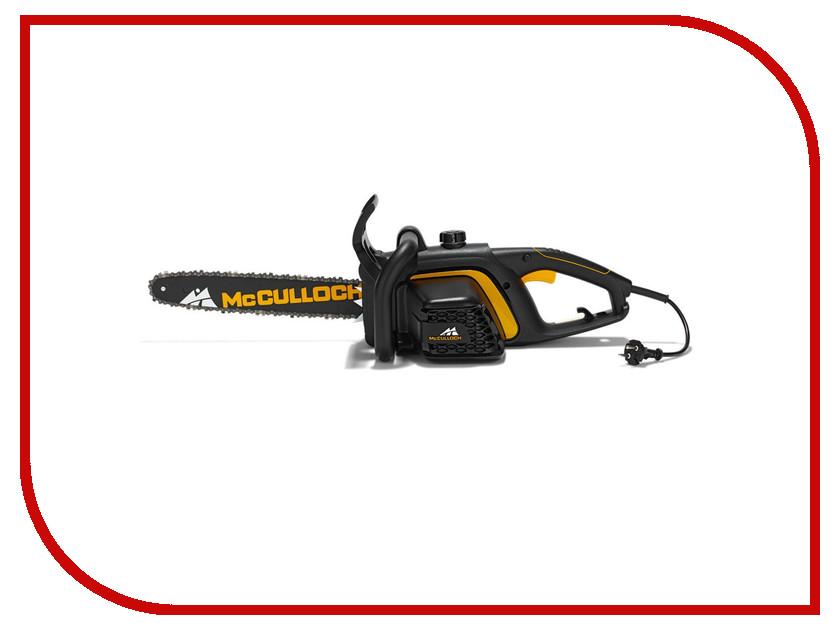 Пила McCulloch CSE 2040S 9671482-01 canon 2040