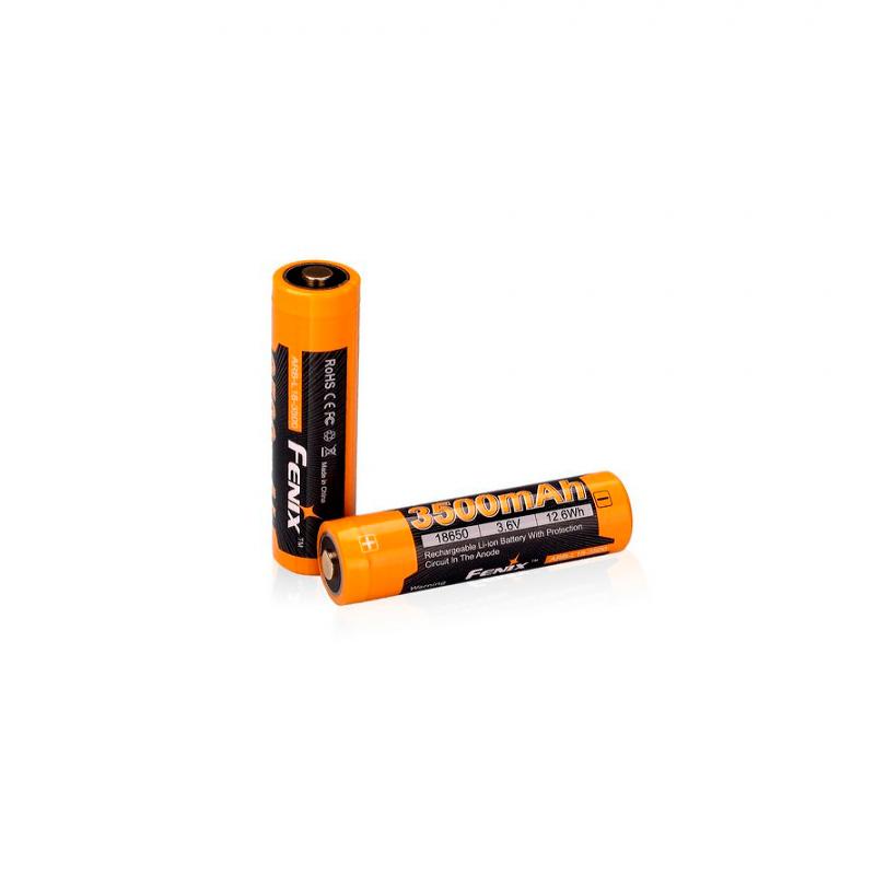 Аккумулятор Fenix 18650 3500 mAh ARB-L18-3500 (1 штука) цена