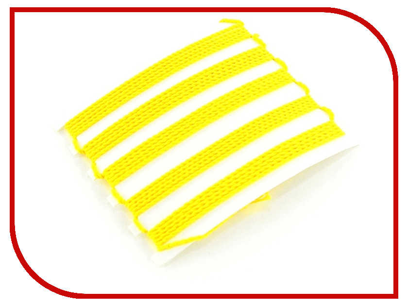 йо-йо AERO-YO String Yellow (5 штук) - веревки<br>