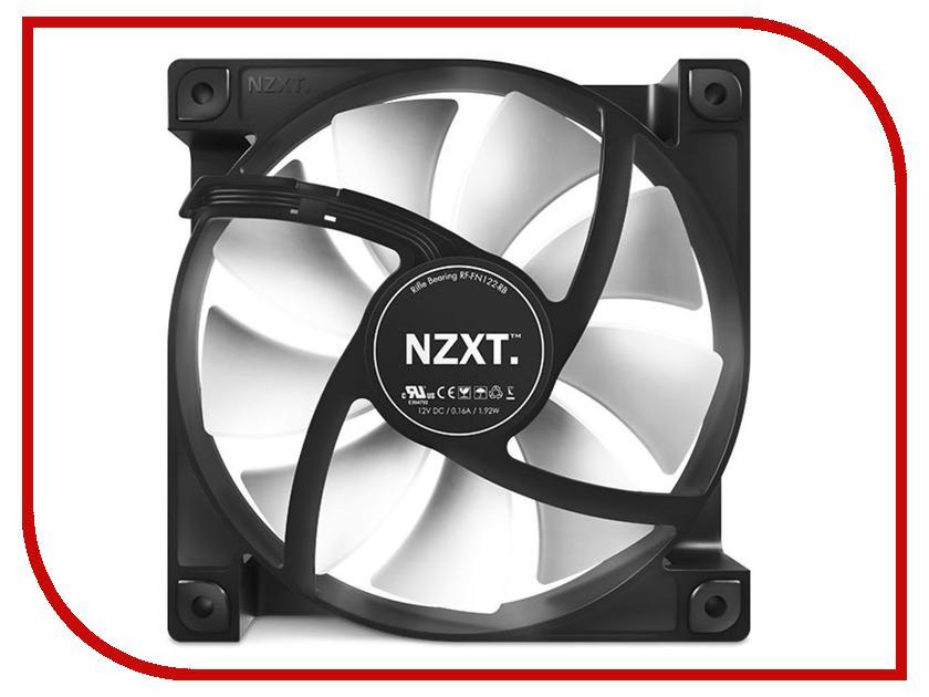 Вентилятор NZXT FN v2 140 RF-FN142-RB ca h442w w1 nzxt