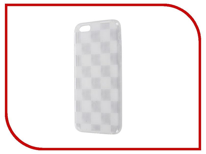 Аксессуар Чехол JoyRoom Mosaic для iPhone 6 / 6S White 16950<br>
